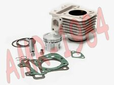 3111576 SET CYLINDRE MALOSSI Piaggio 50 4T Unité Thermique Aluminium ø 49