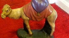 Camel Figurine/Statue Ceramic--Brown-12 Inches Tall- Sharp Detail