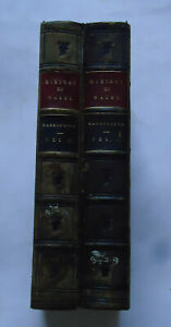 THE HISTORY OF WALES In Nine Books by Rev. W. Warrington: Welsh Culture / 1823.