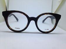 FENDI FF0198 occhiali da vista donna rotondi round woman glasses brille lentes