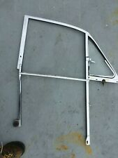 No Draught Vent Window Clear Triplex  & FRAME LF Jaguar MK2 Daimler 250,