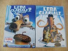 L ERA GLACIALE + L ERA GLACIALE 2 IL DISGELO DVD