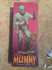 1963 Aurora The Mummy Compleat Model