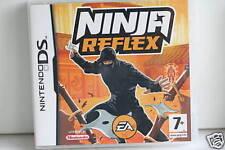 JEU NINTENDO DS -  NINJA REFLEX POUR 7+