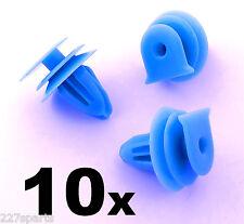 10x Honda Windscreen Cowl, Scuttle Panel, Wiper Motor Cover, Trim Fastener Clips