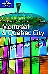Lonely Planet Montreal & Quebec City (City Guide)-ExLibrary