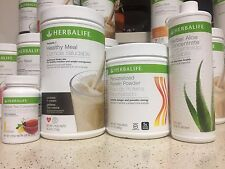 NEW! HERBALIFE FORMULA 1 SHAKE ANY FLAVOR, PROTEIN, ALOE, TEA FREE SHIPPING!!