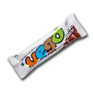 Vego Mini Organic/FT Whole Hazelnut Chocolate 65g (Pack of 6)
