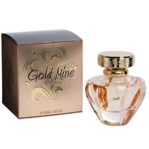 Gold Mine Womens Perfume Linn Young 100ml Eau De Parfum Ladies Fragrance