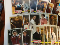 NEW 2019 TOPPS STRANGER THINGS WELCOME TO THE UPSIDE DOWN CHARACTER SET #1-20