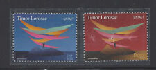 EAST TIMOR 350-51 MNH UNITED NATIONS ADMINISTRATION *SCOTT $102.50*