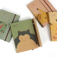 Pokemon Memo Notebook Paper Blank Planner Note To do List Shopping Kids Vintage