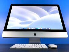 """HIGH END Apple iMac 27"""" / QUAD CORE 3.7GHZ / HUGE 2TB Storage / 16GB / WARRANTY!"""