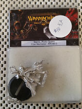Privateer Press, Warmachine - Skarre, Pirate Queen, Cryx Warcaster   NEW
