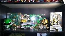 Power Rangers Tommy/Green/White Ranger Lot! SH Figuarts SIGNED Much more!