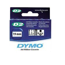 Original Dymo 60601 schwarz 19mm x 50m 6000 9000 PC10 OVP