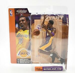 McFarlane Sports Picks NBA Series 1 - Kobe Bryant (Purple Jersey) Action Figure