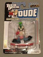 Teck Deck Dude Syd Crew 7 Skateboard Toy New In Package