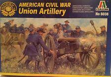 "Soldatini 1/72  ""UNION ARTILLERY,  American Civil War"" -Italeri (6038)"