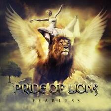 PRIDE OF LIONS - FEARLESS NEW CD