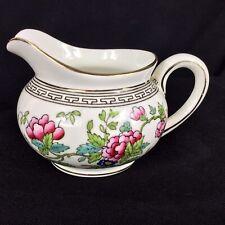 More details for vintage aynsley bone china indian tree creamer milk jug art deco 1925-1934