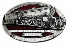 Railway Engine Belt Buckle 3D Steam Locomotive Class A1 Authentic Dragon Designs