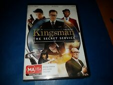 NEW SEALED Kingsman: The Secret Service (Region 4) DVD