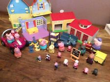 Peppa Pig Bundle Toy Figures And More See Description