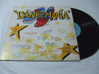 Dancemania - Disco Vinile 33 Giri LP Album Compilation Stampa ITALIA