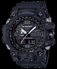 Casio GWG-1000-1A1 G-Shock Mudmaster Solar Triple Sensor MultiBand 6 Men's Watch