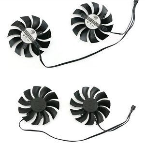Graphics Card Cooling Fan Replacement for EVGA P104-100 GPU Mining Repair Part