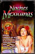 NOCHES MEXICANAS - SPAIN CASSETTE Knife 1999 - Señora, Caminos Del Ayer, Urge