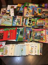12 excellent condition pb books - 1st GRADE LEVEL - reading practice (MY CHOICE)