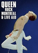 QUEEN-ROCK MONTREAL & LIVE AID-JAPAN 2 DVD I48