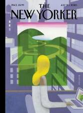 1x The New Yorker Magazine | July 20 2020 Issue