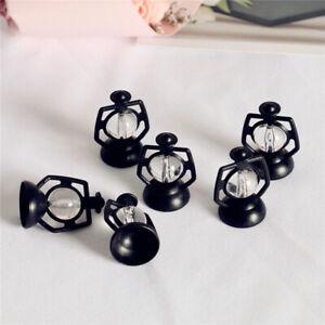 Scene Ornaments Miniature Oil Lamp Mini Kerosene Lantern Dollhouse Accessories