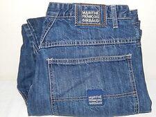 Marithe Francois Girbaud Men's Loose Jeans 36 x 28