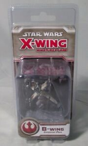 STAR WARS X-WING MINIATURES B-WING BRAND NEW CLEARANCE