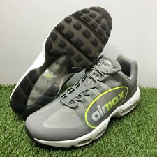 the best attitude f0849 fef20 2017 Nike Air Max 95 NS GPX SZ 10 Big logo Dust Volt Pewter Neon OG