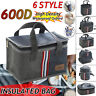 Portable Insulated Lunch Storage Bag Box Thermos Cooler Hot Cold Adult Tote Food