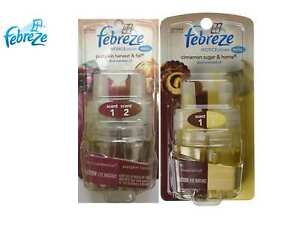 Febreze Noticeables Refills Air Freshener Dual Scented Oil 26ml -Limited Edition