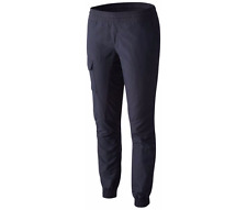 COLUMBIA WOMEN SILVER RIDGE TRAIL HIKING PULL ON PANTS - India Ink