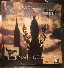 Ave Maria Pelerinage De Lourdes - Barclay  French Import LP Vinyl Record, VG/VG+