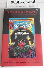MARVEL PREMIERE CLASSIC VOL 105 SPIDER MAN NOTHING CAN STOP THE JUGGERNAUT DM HC