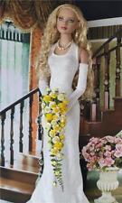 Tonner  American Model, BJD Cascading YELLOW Doll  Bouquet OOAK