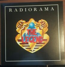 RADIORAMA - THE LEGEND (1988 RECORD, VINYL, LP) KOREAN IMPORT. # FARINA