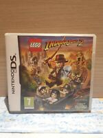LEGO Indiana Jones 2: The Adventure Continues (Nintendo DS, 2009)
