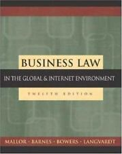Business Law : The Ethical, Global, and E-Commerce Environment with PowerWeb by