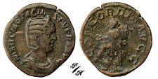 (#67) SESTERCE - MARCIANA OTACILIA SEVERA - R/CONCORDIA -  römische münzen