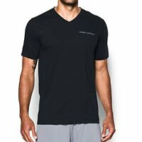 Under Armour Apparel Mens Charged Cotton V-Neck- Select SZ/Color.